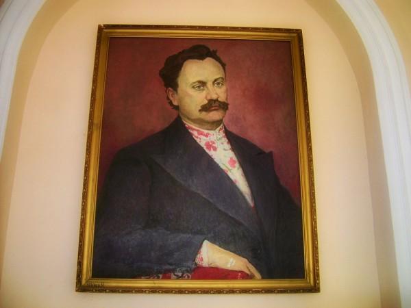 Портрет Ивана Франко