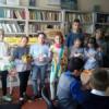 Бібліотека №47 познайомила школярів з історією та звичаями козацтва