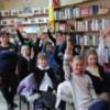 У бібліотеці №25 школярі дізналися про фундамент народовладдя