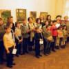 Филиал №2 побывал на концерте юных чтецов «Зоряна Хвиля»