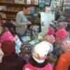 Посетители библиотеки №30 погрузились в сказочный мир Андерсена