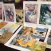 В библиотеке №2 открылась выставка работ юных художников по мотивам произведений Паустовского