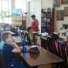 В летнем кинозале ЦГБ показали смешные истории из школьной жизни