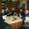 У філії №7 працює англійський  розмовний  клуб для молоді