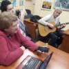В бібліотеці Багрицького зібралися поети