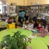 Библиотека №28 знакомила детсадовцев с книгами и учила беречь здоровье