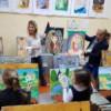 Співробітники філії №28 принесли дітям магію українського слова