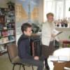 В филиале №16 презентовали поэтический сборник Эмилии Назаренко
