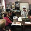Гості бібліотеки №2 дізналися, як зустрічають Новий рік моряки
