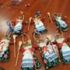 В бібліотеці Багрицького відбувся майстер-клас по виготовленню Ляльки-мотанки