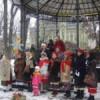 Співробітники бібліотеки Багрицького взяли участь у масовому святкуванні Різдва Христова