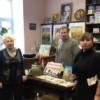 Бібліотека №2 презентувала виставку-пам'ять про афганську війну