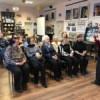 В бібліотеці №2 відбувся вечір-пам'ять в честь Вiктора Глушакова