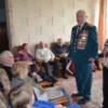 У День звільнення Одеси філія №12 відвідала госпіталь інвалідів війни