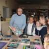 Библиотека №7 рассказала школьникам о космосе и космонавтах