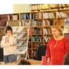Бібліотека Багрицького організувала зустріч з журналістом Оленою Балабою